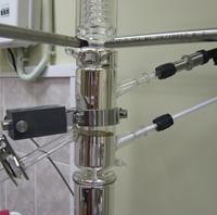 Флегмоделитель с электромагнитным клапаном