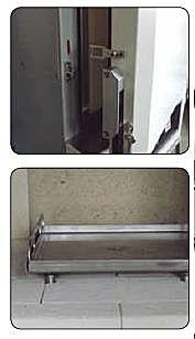 Печь муфельная для определения связующего в асфальте (серия PASF)