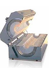 Трубчатые печи со сплит-системой (cерия ASP)