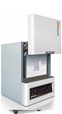 Печи высокотемпературные камерные (серия MoS-B и MoS-F)