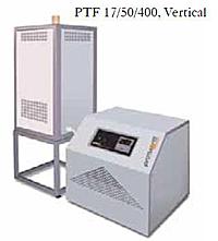 Печи высокотемпературные трубчатые (серия PTF)
