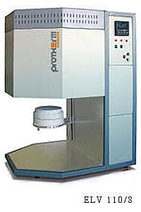 Печи высокотемпературные с лифтом (нижняя загрузка)