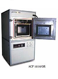 Печи камерные с контролируемой атмосферой (серия ACF)