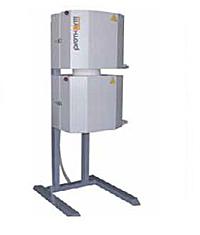Двухкамерная сплит-печь / 1100°С