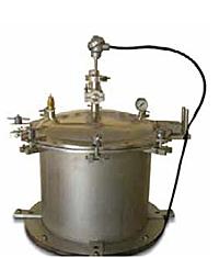 Печь высокого давления / 900°С