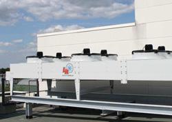 Холодильные установки с воздушными теплообменниками. Серия FK-G