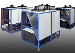 Серия GRK/WRK. Чиллеры промышленные с воздушным охлаждением