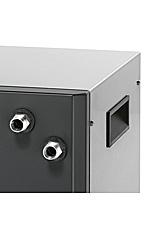 Проточные охладители серии DС