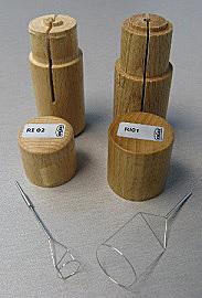 Кольца для метода дью Нуи