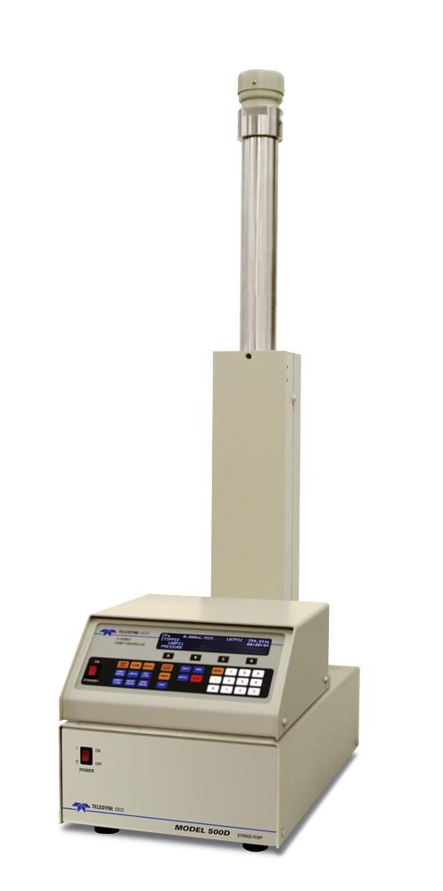Шприцевой насос высокого давления Teledyne 500D