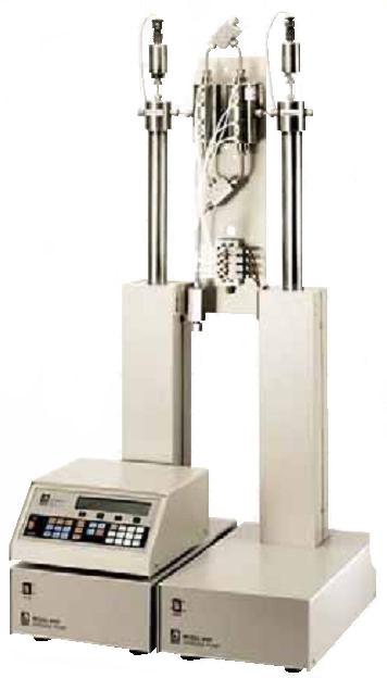 Система непрерывного потока Teledyne серии D с пневмоклапаном