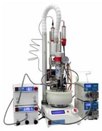 Реактор высокого давления для работы под гелием