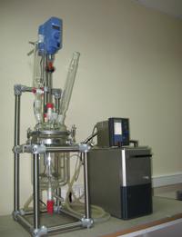 Лабораторный химический реактор Unic