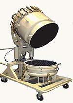 Нутч-фильтр эмалированный (Estrella, Швейцария)