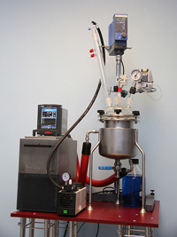 Химический реактор 3 л с термостатом