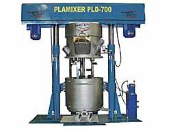 Смесители планетарные PLAMIXER (Испания)