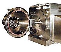Горизонтальные центрифуги EBHL / EBHF