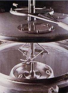 Система CIP мойки на фильтрующей центрифуге