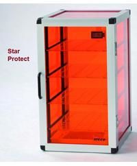 Эксикаторы с защитой от света и ультрафиолета